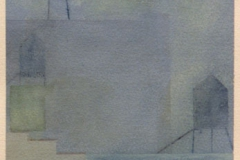 """Broadway Suite<br />On paper, 12"""" X16"""""""